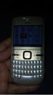 Nokia C3 Usado Funcionando Perfeito!