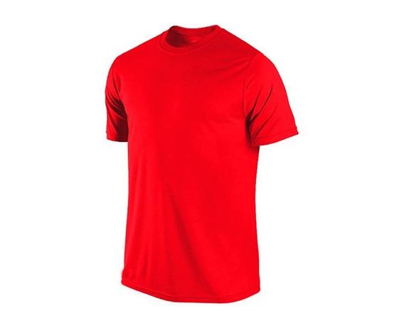 Pack 10 Camisetas Dry Cool Sublimable Poliéster Disershop