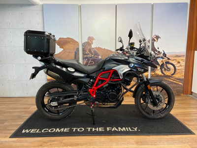 Bmw F700gs Premium Modelo 2018