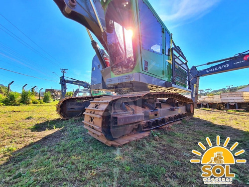 Escavadeira Florestal Harvester John Deere 2144g