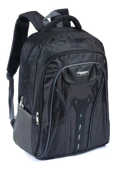 Mochila Porta Notebook Hombre Travel Resistente 8667