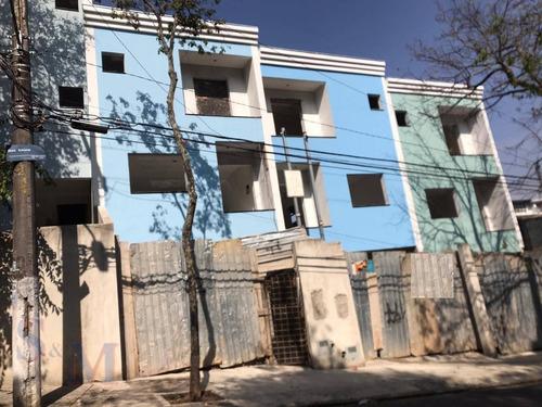 Imagem 1 de 1 de Sobrado Com 2 Dormitórios À Venda, 70 M² Por R$ 530.000,00 - Parque Erasmo Assunção - Santo André/sp - So0313