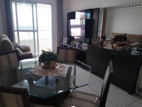 Apartamento Lado Praia Com 1 Quarto Em Praia Grande-sp Pc