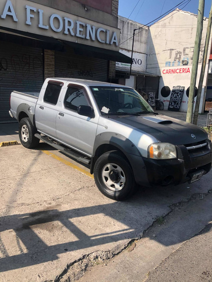 Nissan Frontier 2.8 Dte Cab Doble Xe Aa 4x2 2008