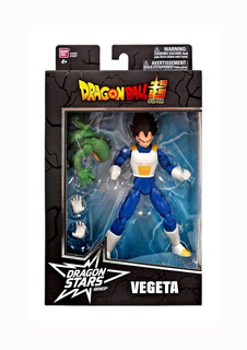 Figura Vegeta Dragon Ball Dragon Stars Series Bandai