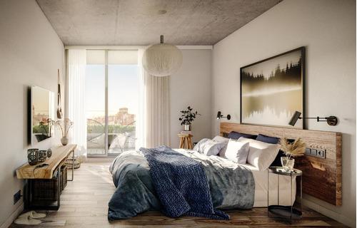 Departamento - Aguada - Centro -un Dormitorio - Luminoso - Terraza- Balcon- Moderno- Comodo