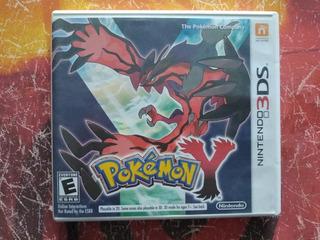 Pokemón Y N3ds N2ds
