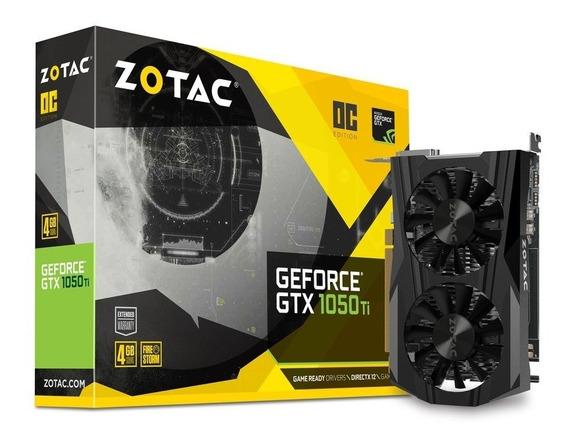Zotac Geforce® Gtx 1050 Ti Oc