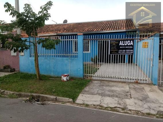 Vende-se Ou Aluga-se Casa No Jd. Patricia Em Quatro Barras - Ca00061 - 32457101