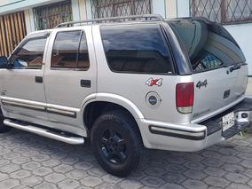 Chevrolet Blazer Año 2001 4x4