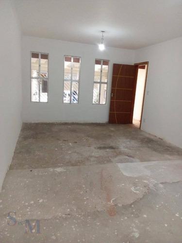 Imagem 1 de 20 de Casa Com 2 Dormitórios Para Alugar, 120 M² Por R$ 4.500/mês - Vila São Pedro - Santo André/sp - Ca0666