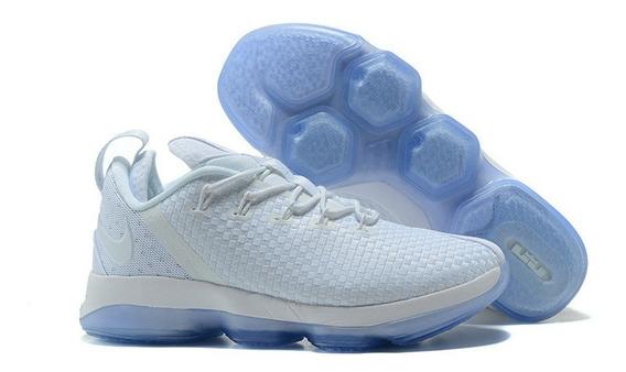 Nike Zoom Lebron James Xiv 14 Tenis Basquetbol Casuales 9