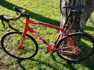 Fuji Sportif 1.5 Gravel Ruta Ciclocross T56 . 700x35 !!