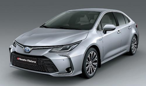 Toyota Corolla Hybrid 2021 0km Seg Cvt Abasto Motors