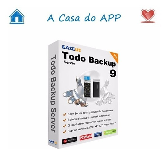 Easeus Todo Backup O Melhor Gerenciador De Backup Do Mundo!
