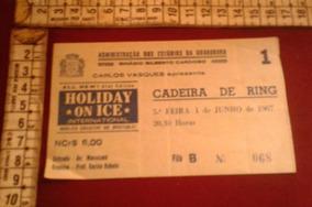 Ingresso Holiday On Ice 1967
