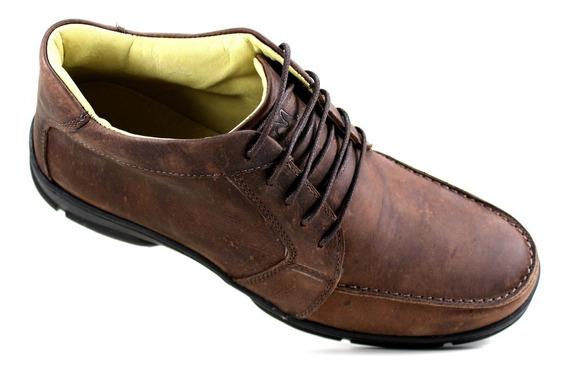 Sapato Masculino Casual Mafisa Puro Conforto Palmilha Gel