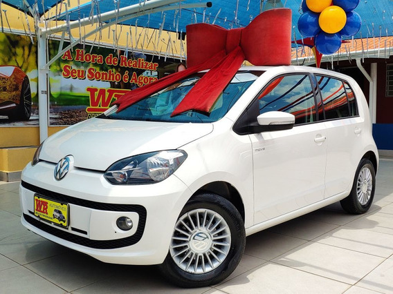 Volkswagen Up 2017 Tsi Move Flex