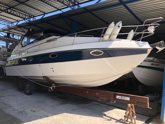 Lancha Colluna Sport Cruiser 325 - Ñ Cimitarra Phantom Real