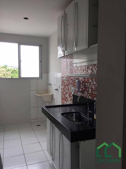 Apartamento À Venda, 50 M² Por R$ 180.000,00 - Residencial Águas De Lindóia - Campinas/sp - Ap1455