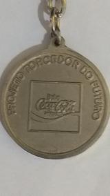 Chaveiro Da Coca Cola Projeto Torcedor Do Futuro