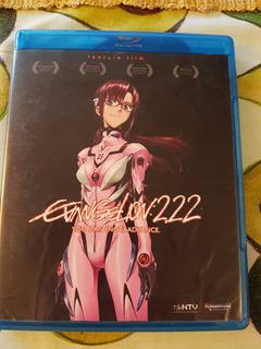 Evangelion 2.22 Bluray Original (ed. Americana)