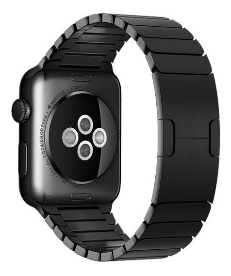 Correa De Reloj De Acero Inoxidable Apple Watch 42mm