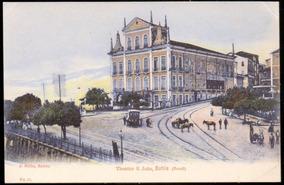 Bahia - Lote De 03 Postais - J. Mello - 28031935