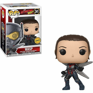 Funko Pop! Ant-man And The Wasp # 341 - Wasp Chase