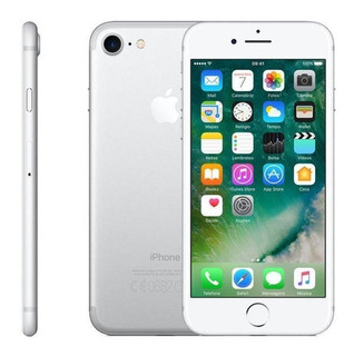 iPhone 7 Apple, Prata, 32 Gb, 4,7, Câmera 12 Megapixels