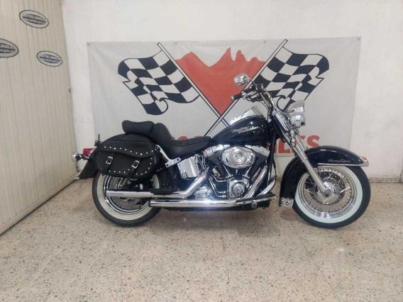 Harley Davidson Heritage Softail Flstc 1600cc 2008