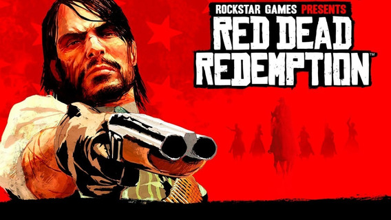 Red Dead Redemption Mídia Digital Xbox 360