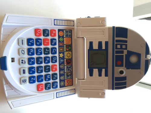 Star Wars - Funciona Oregon Scientific R2d2 Junior Laptop