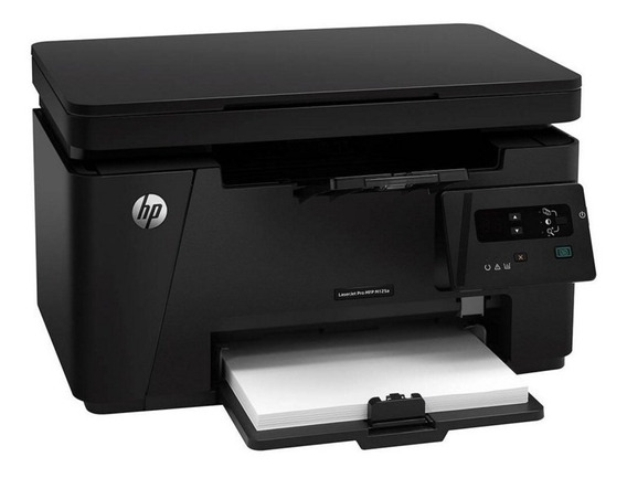 Impressora Multifuncional Hp Laserjet Pro Mfp M125a Perfeita