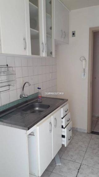 Apartamento Com 2 Dormitórios Para Alugar, 50 M² Por R$ 750/mês - Jardim Satélite - São José Dos Campos/sp - Ap1306