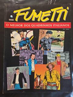 Hq Fumetti - O Melhor Dos Quadrinhos Italianos Tex Dylan Dog