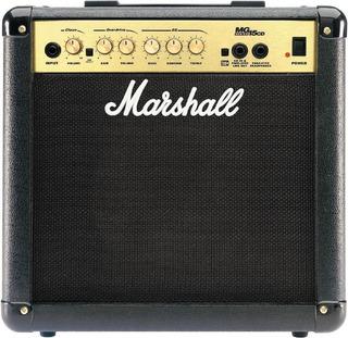 Aplificador Para Guitarra Marshall Mg15cd