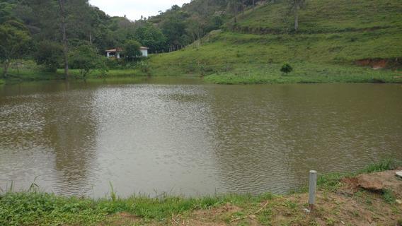 Chácara Com Lago E Piscina Em Juquitiba Sp.