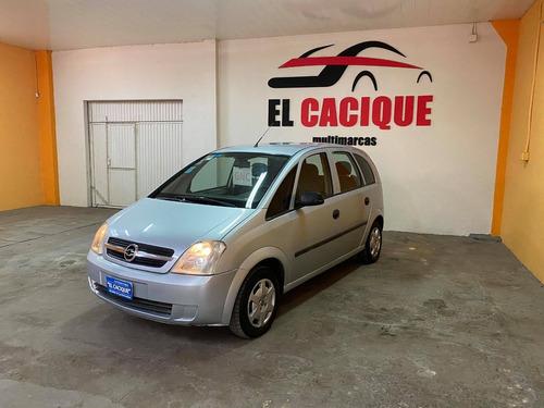 Chevrolet Meriva Gl 1.8 Nafta Con Gnc