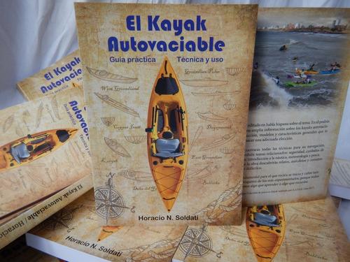 Imagen 1 de 4 de Libro Kayak Autovaciable