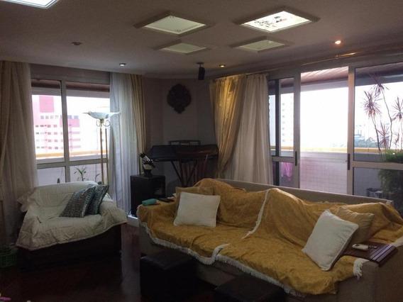 Apartamento Com 4 Dormitórios À Venda, 255 M² Por R$ 1.300.000 - Jardim Avelino - São Paulo/sp - Ap4703
