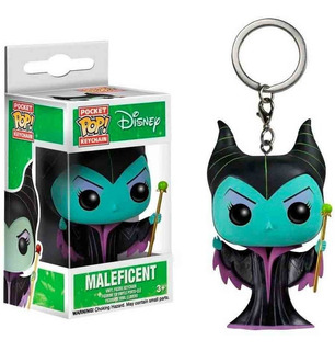 Funko Pop Keychain Disney Maleficent