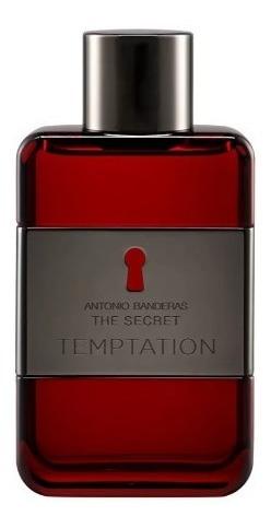 The Secret Temptation Antonio Banderas 100ml Edt