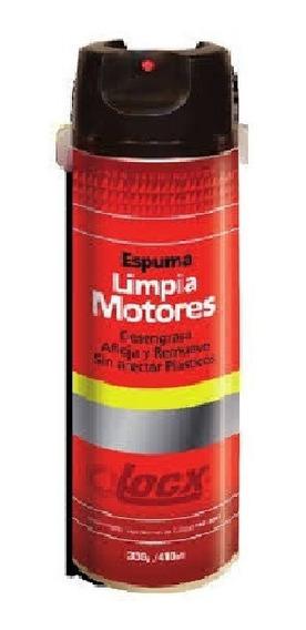 Limpia Motor Espuma Desengrasante Auto Lock Z Norte