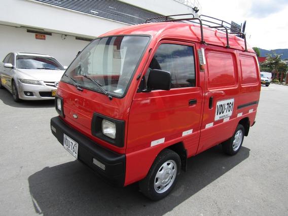 Chevrolet Super Carry Mt 1000cc Sa