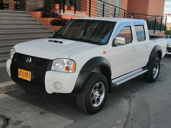 Nissan Np 300 D22 Mt 2500 Diesel