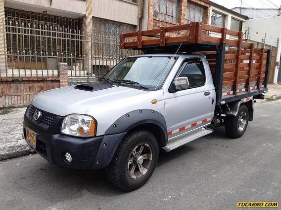 Nissan Frontier D-22 Np 300 Estacas 2500cc