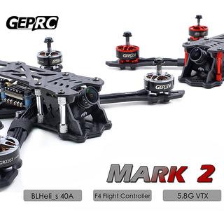 Fibra Mark2 Pnp 230mm 2-5s 40a Blheli_s 600tvl Full 3kgeprc