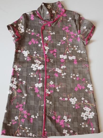 Vestido Kimono Nena Parte De Mi Talle 6