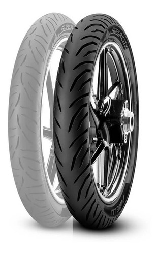 Cubierta 2.75 17 Pirelli Supercity Yamaha Crypton 110 T New